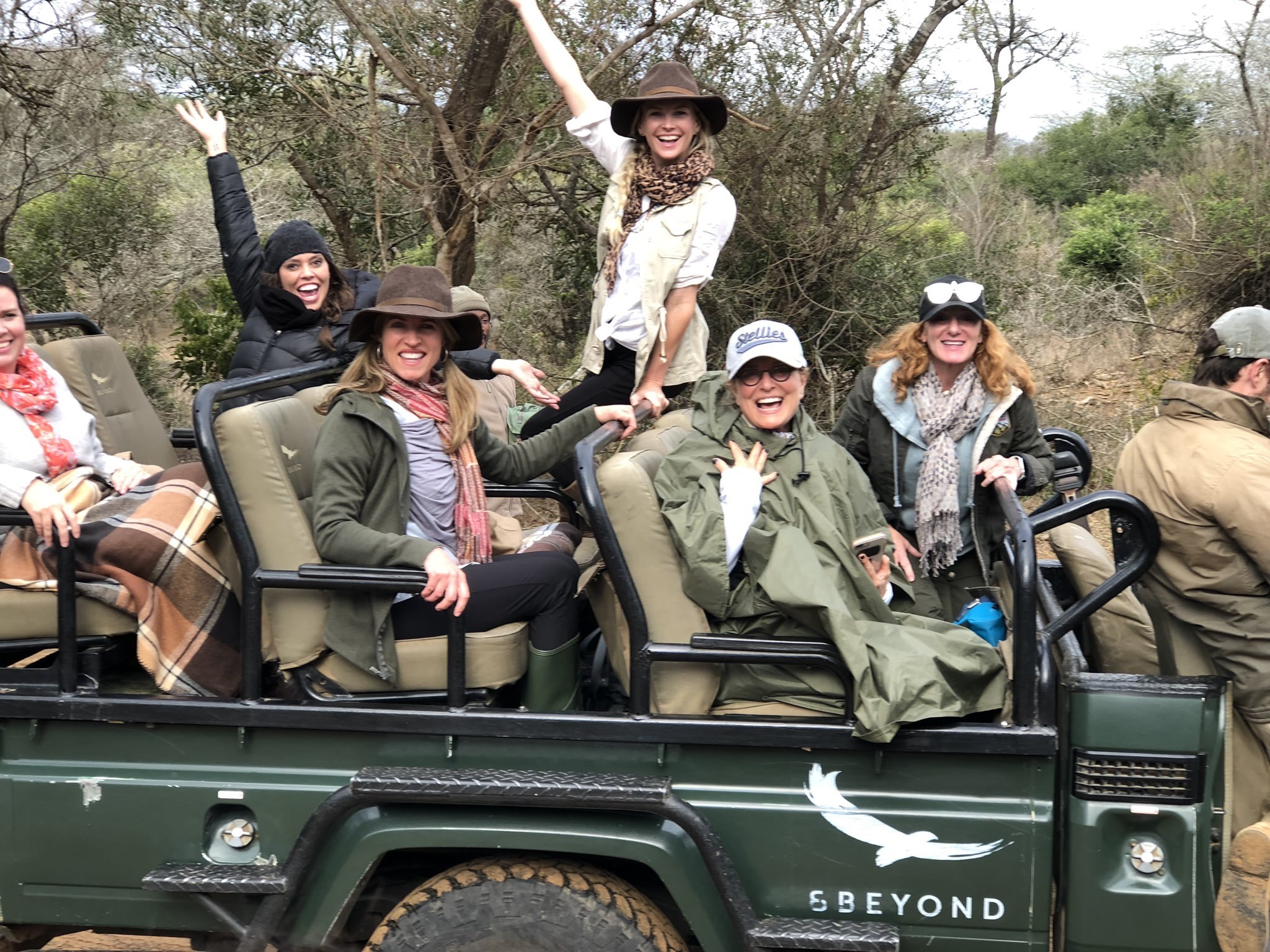 Safari Girls